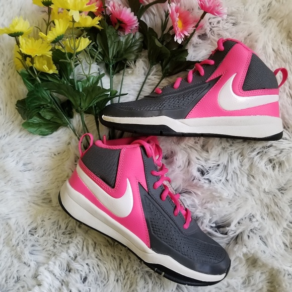 3b0a076473 Nike Shoes | Kids Team Hustle D7 | Poshmark